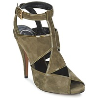 Shoes Women Sandals Etro 3025 Kaki
