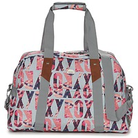 Bags Women Sports bags Roxy SUGAR IT UP Grey / Pink