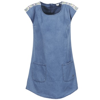 material Women Short Dresses Roxy AFTERSURFING Blue