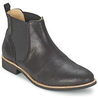 Shoes Women Mid boots Petite Mendigote LONDRES Black