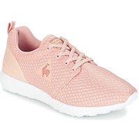 Shoes Women Low top trainers Le Coq Sportif DYNACOMF W FEMININE MESH Pink