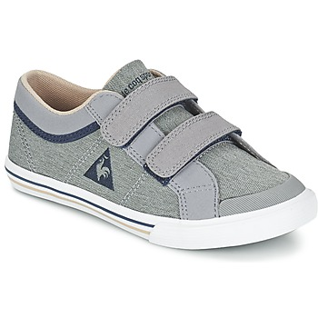 Shoes Boy Low top trainers Le Coq Sportif SAINT GAETAN PS CRAFT 2 TONES Grey