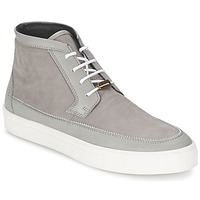 Shoes Men High top trainers McQ Alexander McQueen CHUKKA CHRIS Grey