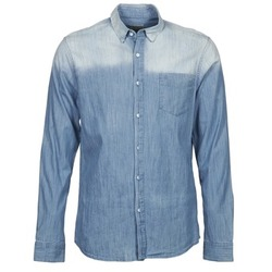 material Men long-sleeved shirts Calvin Klein Jeans WHAM Blue