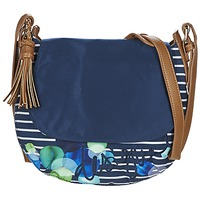 Shoulder bags Desigual GENOVA IVYBLUE