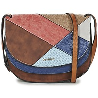 Bags Women Shoulder bags Desigual ATLAS TURÍN Multicoloured