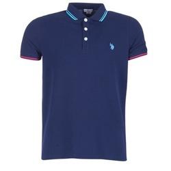 material Men short-sleeved polo shirts U.S Polo Assn. BARNEY MARINE