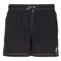 material Men Trunks / Swim shorts U.S Polo Assn. USPA SWIM TRUNK MED Black