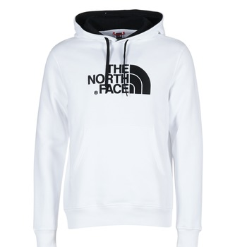 material Men sweatpants The North Face DREW PEAK PULLOVER HOODIE White