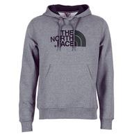 material Men sweatpants The North Face DREW PEAK PULLOVER HOODIE Grey