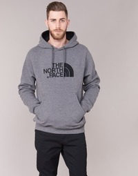 material Men sweaters The North Face DREW PEAK PULLOVER HOODIE Grey
