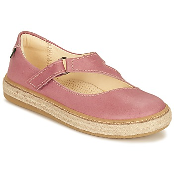 Shoes Girl Ballerinas El Naturalista JASPER Pink