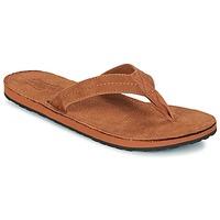 Shoes Men Flip flops Ralph Lauren EDGEMONT Brown