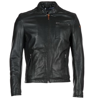 material Men Leather jackets / Imitation le Redskins SADLER Black