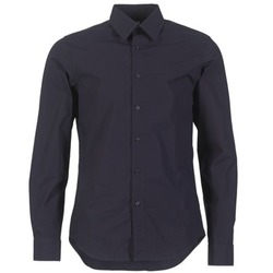 material Men long-sleeved shirts G-Star Raw CORE SHIRT Marine