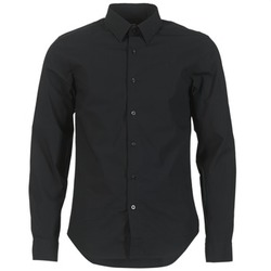material Men long-sleeved shirts G-Star Raw CORE SHIRT Black