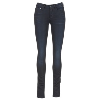 material Women Skinny jeans G-Star Raw 3301 HIGH SKINNY Blue