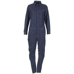 material Women Jumpsuits / Dungarees G-Star Raw STALT 3D Blue / Raw