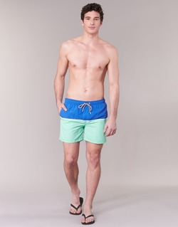 material Men Trunks / Swim shorts Gant CUT & SEWN SWIM SHORT Green / Marine