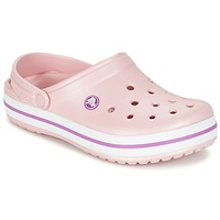 Shoes Women Mules Crocs CROCBAND Pink