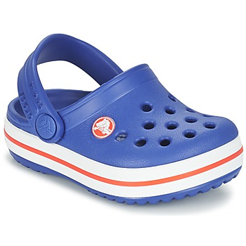 Shoes Children Clogs Crocs Crocband Clog Kids Blue