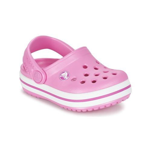 Crocs Crocband Clog Kids Pink - Free