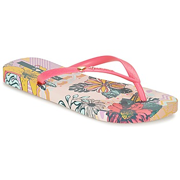 Shoes Women Flip flops Ipanema I LOVE TRIBAL Pink