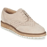 Shoes Women Derby shoes Esprit CRISSY LACE UP Nude
