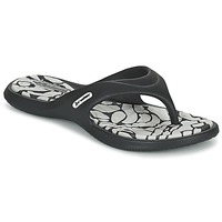 Shoes Women Flip flops Rider ISLAND VIII Black / Grey