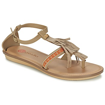 Shoes Women Sandals Grendha BOHO SANDAL BEIGE