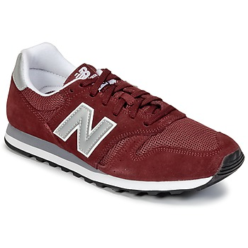Shoes Low top trainers New Balance ML373 Bordeaux