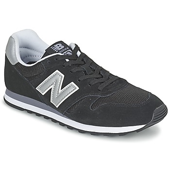 Shoes Men Low top trainers New Balance ML373 Black