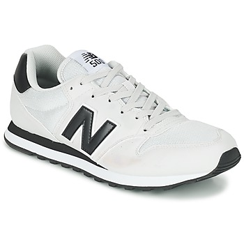 Shoes Men Low top trainers New Balance GM500 White / Black