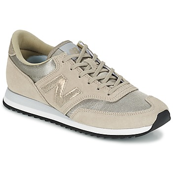Shoes Women Low top trainers New Balance CW620 BEIGE