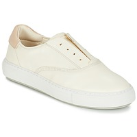 Shoes Women Low top trainers Marc O'Polo ODETTAR Ecru