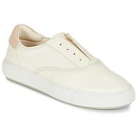 Shoes Women Low top trainers Marc O'Polo ODETTAR ECRU