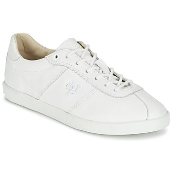 Shoes Women Low top trainers Marc O'Polo JAPOULIA White