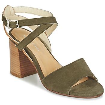 Shoes Women Sandals Marc O'Polo MODERANA KAKI