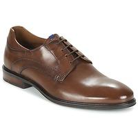 Shoes Men Derby shoes Lloyd MILAN Brown