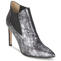 Shoes Women Low boots Paco Gil REGGIE Black / Silver