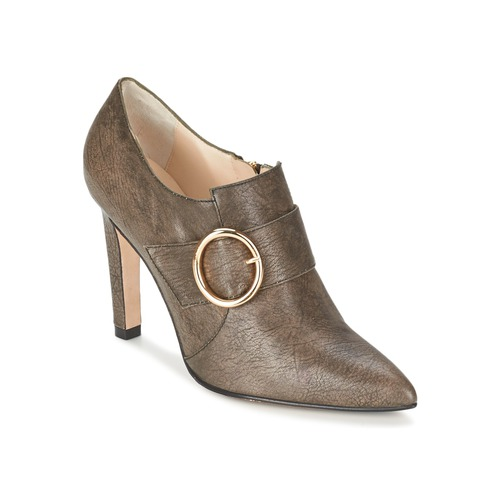 Shoes Women Low boots Paco Gil ROCA Taupe