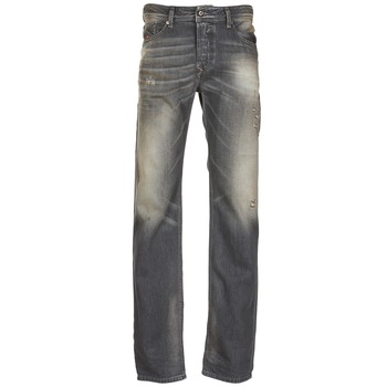 material Men straight jeans Diesel WAYKEE Grey