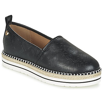 Shoes Women Espadrilles Love Moschino JA10113G13 Black