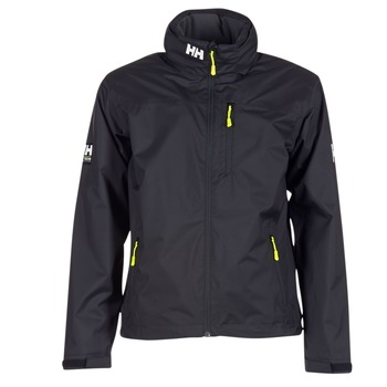 material Men Blouses Helly Hansen HOODED CREW Black