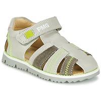 Shoes Boy Sandals Primigi FREEDALO Grey