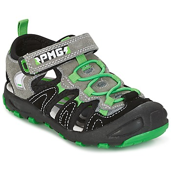 Shoes Boy Sandals Primigi CROSS Black / Green