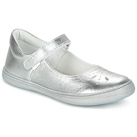 Shoes Girl Ballerinas Primigi CLEMENCE-E Silver