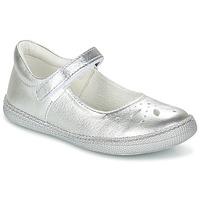 Shoes Girl Ballerinas Primigi CLEMENCE-E Silver