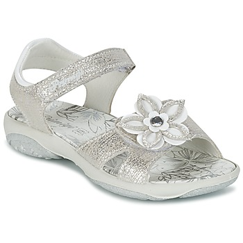 Shoes Girl Sandals Primigi BREEZOU Silver