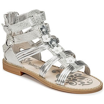 Shoes Girl Sandals Primigi FANTAYS Silver